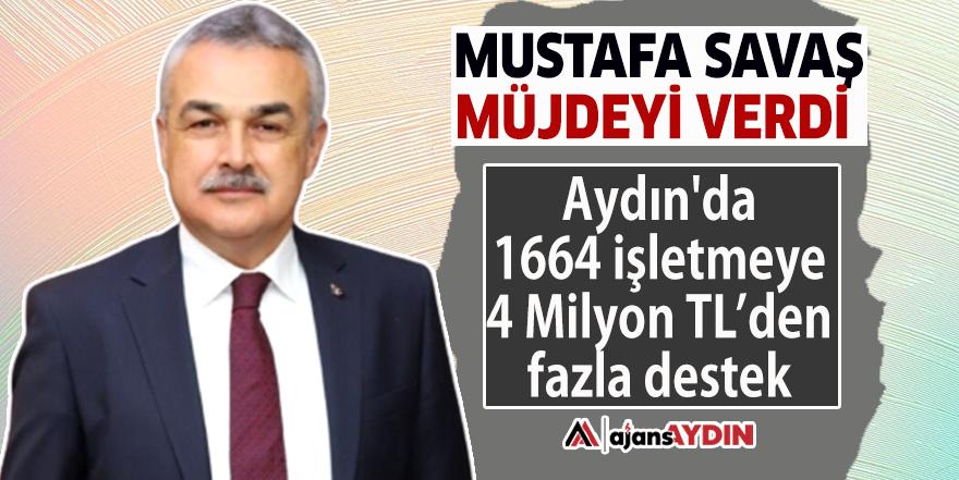 Mustafa Savaş müjdeyi verdi