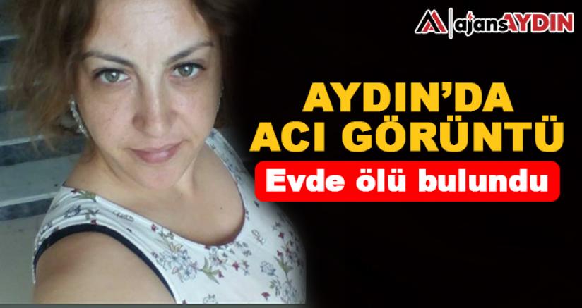 Aydın'da acı görüntü