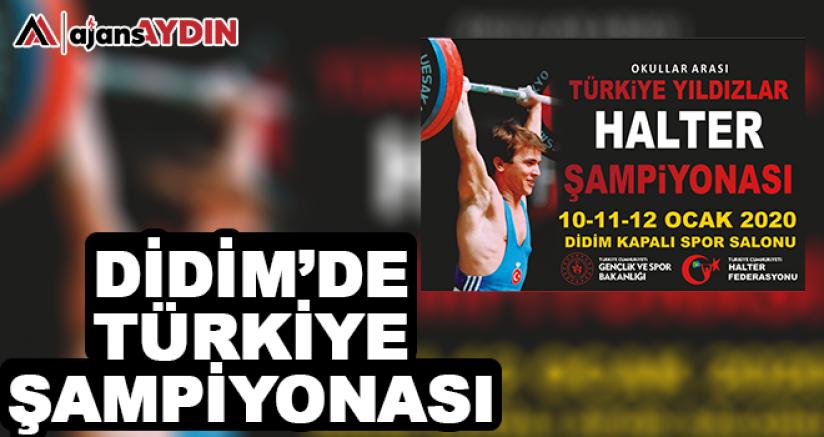 Didim'de Türkiye Şampiyonası