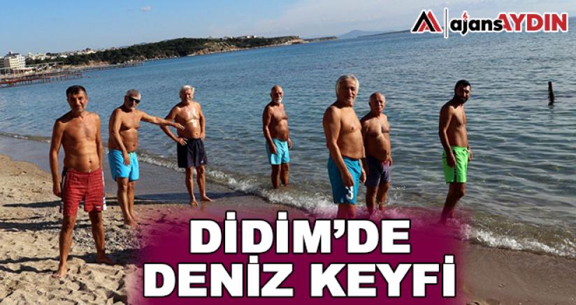 Didim'de Deniz Keyfi