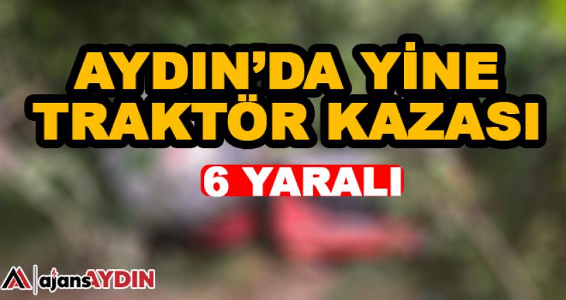 Aydın'da yine trafik kazası