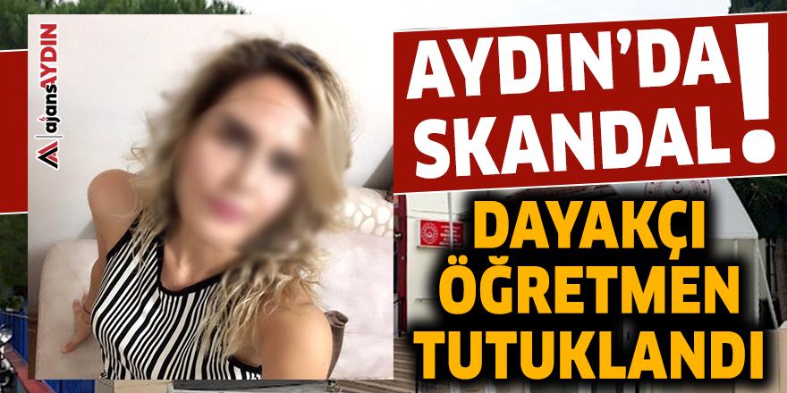 Aydın'da skandal