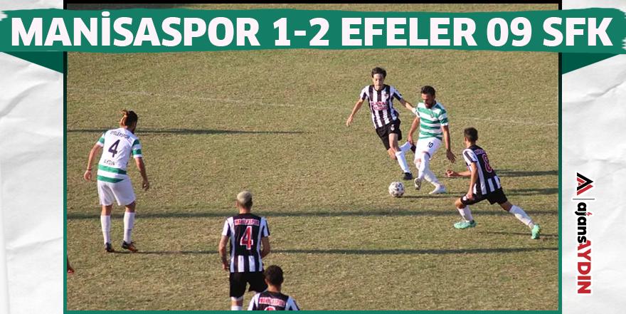 Manisaspor 1-2 Efeler 09 SFK