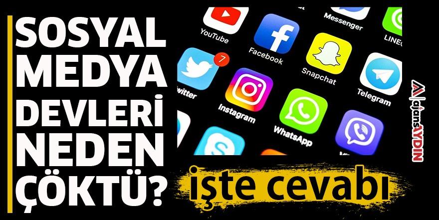 Sosyal medya devleri neden çöktü?