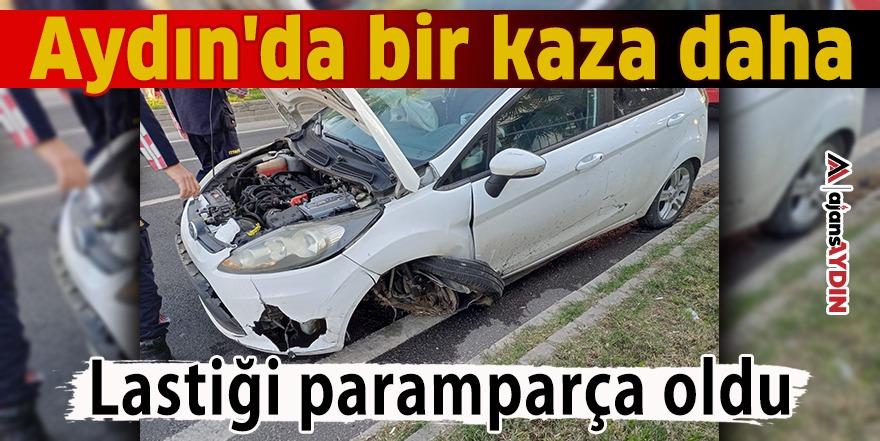 Aydın'da bir kaza daha