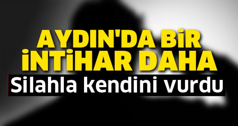 Aydın'da bir intihar daha