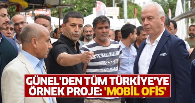 Günel'den Tüm Türkiye'ye Örnek Proje