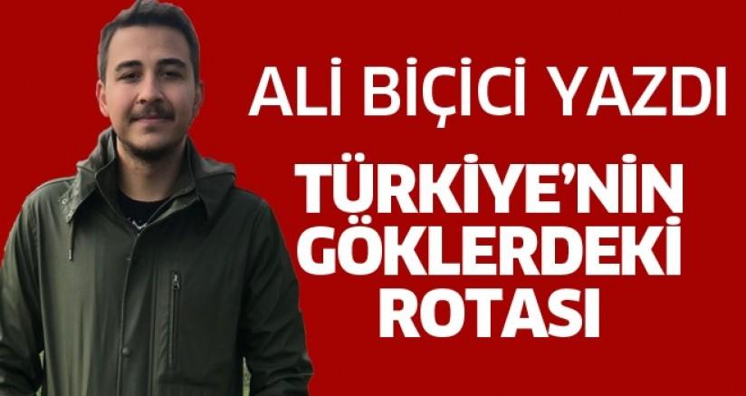 Türkiye'nin Göklerdeki Rotası