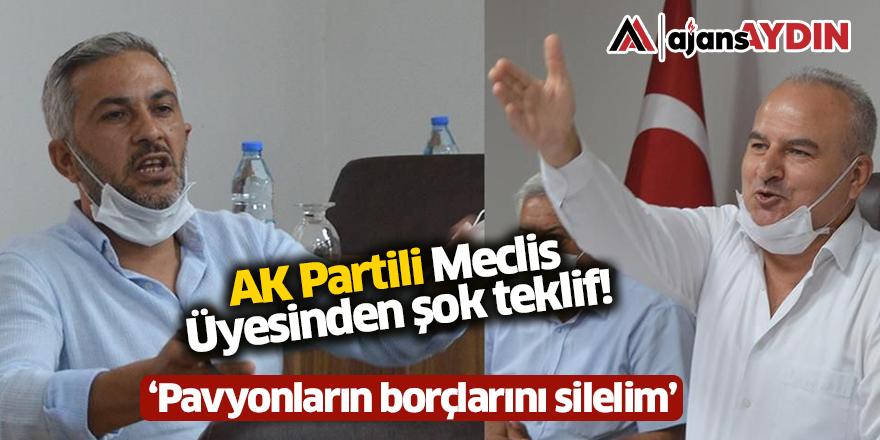 AK Partili Meclis Üyesinden Şok Teklif