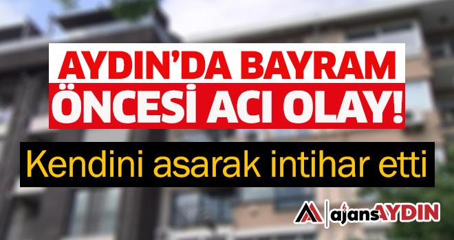 Aydın'da bayram öncesi acı olay!