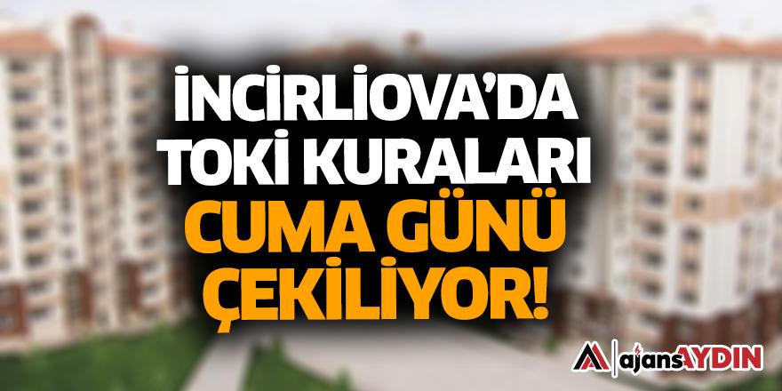 Aydın'da toki kuraları cuma günü çekiliyor
