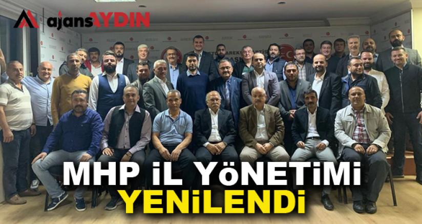 MHP İl Yönetimi Yenilendi