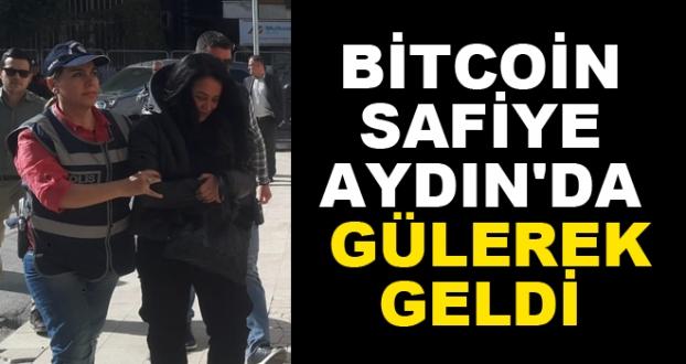 Bitcoin Safiye adliyeye sevk edildi