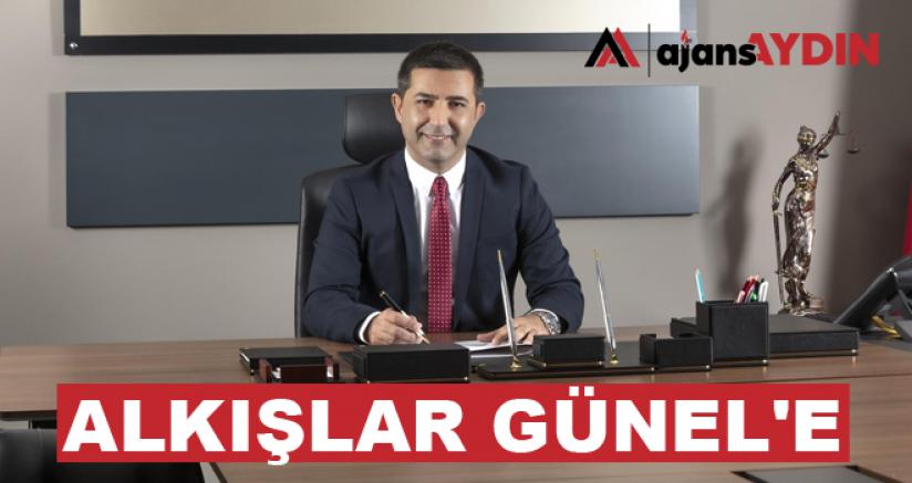 ALKIŞLAR GÜNEL'E