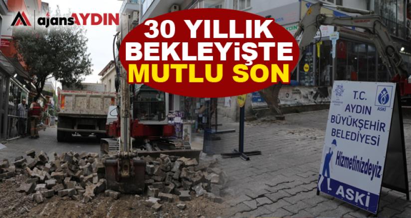 30 YILLIK BEKLEYİŞTE MUTLU SON