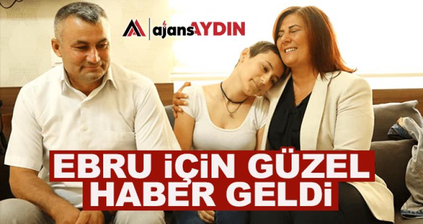 Müjdeyi Çerçioğlu verdi