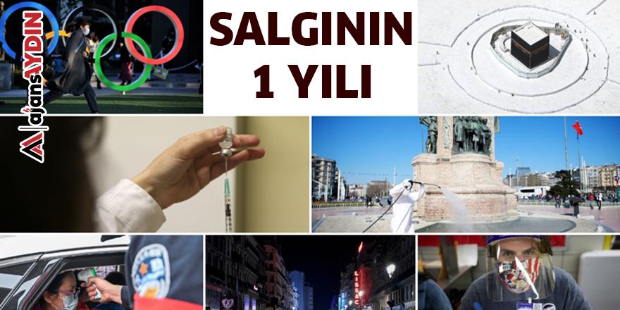 SALGININ 1 YILI