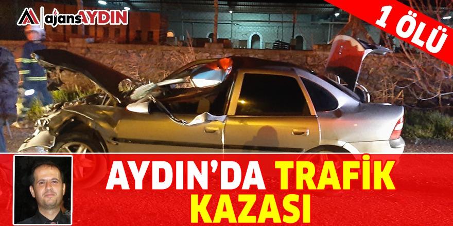 AYDIN'DA TRAFİK KAZASI