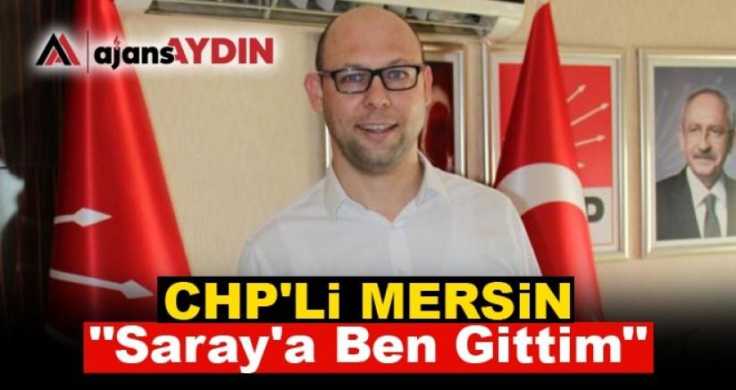 Saray'a Ben Gittim