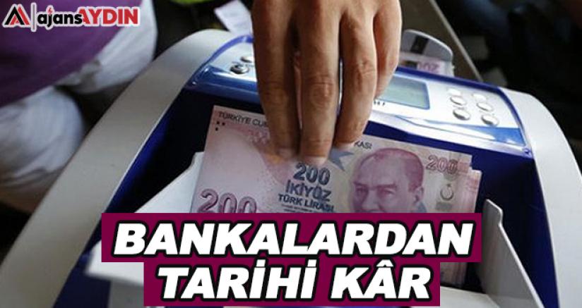 BANKALARDAN TARİHİ KAR