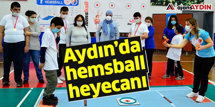 Aydın'da hemsball heyecanı