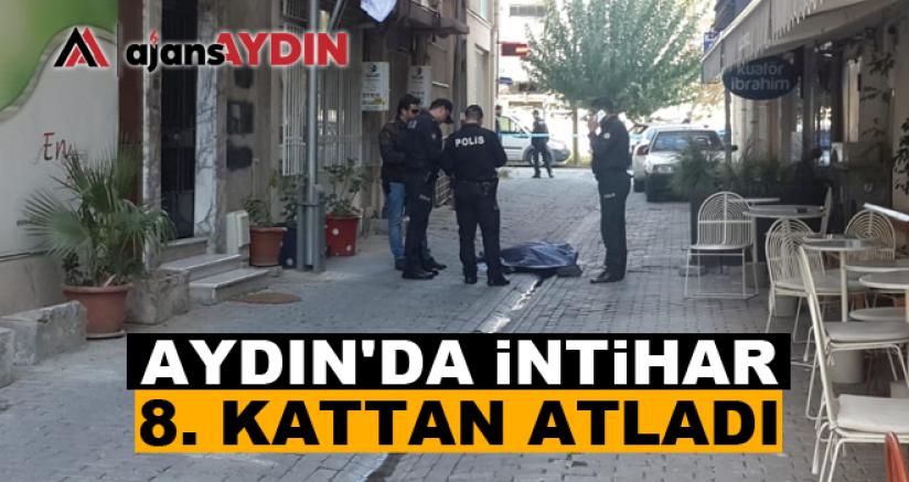 AYDIN'DA İNTİHAR