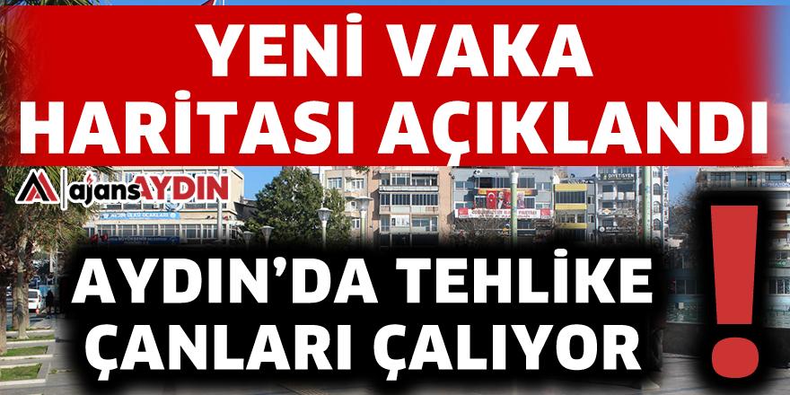 AYDIN'DA TEHLİKE ÇANLARI ÇALIYOR