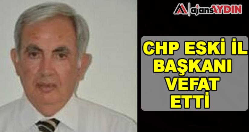 CHP AYDIN'I ÜZEN ÖLÜM
