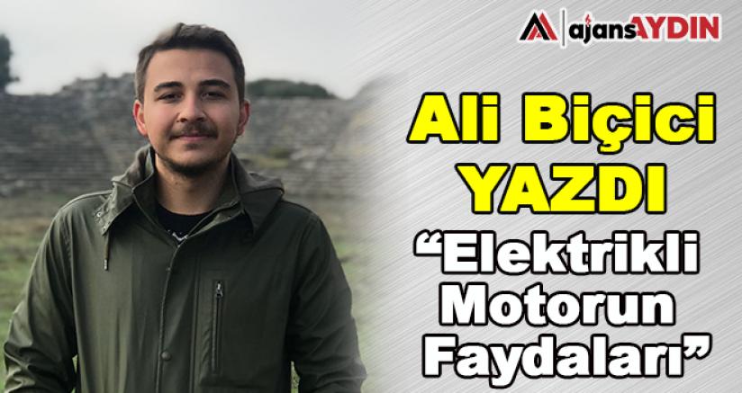 Ali Biçici Yazdı