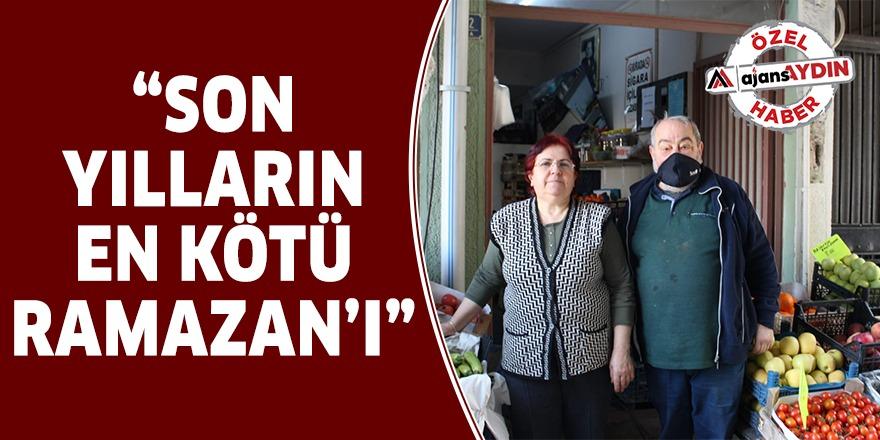"""""""SON ZAMANLARIN EN KÖTÜ RAMAZAN'I"""""""