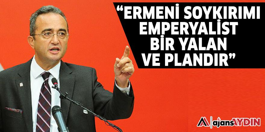 """""""ERMENİ SOYKIRIMI EMPERYALİST BİR YALAN VE PLANDIR"""""""