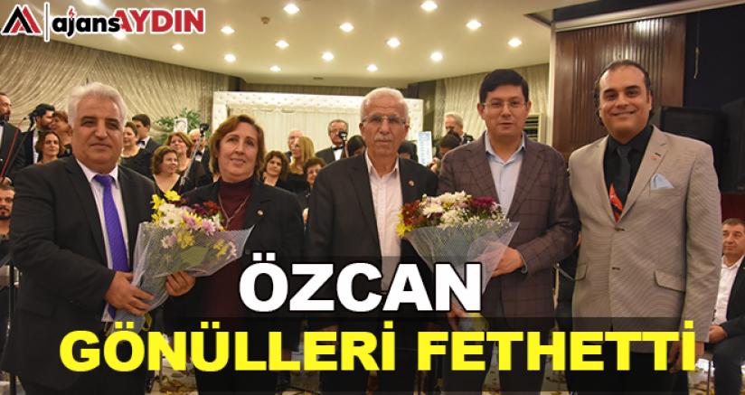 Özcan Gönülleri Fethetti