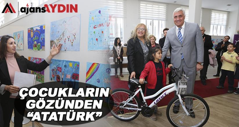 Çocukların gözünden Atatürk