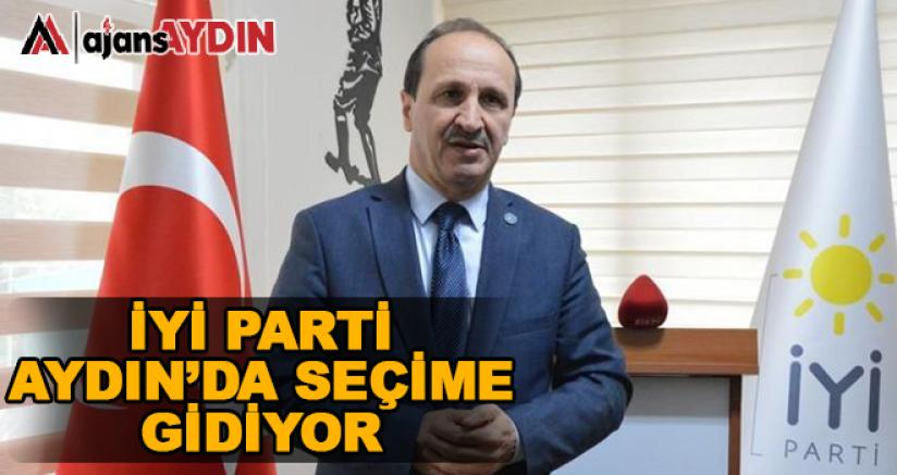 İYİ Parti Aydın'da Seçime Gidiyor