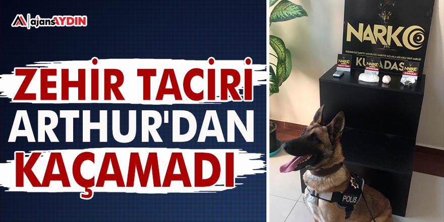 ZEHİR TACİRİ ARTHUR'DAN KAÇAMADI