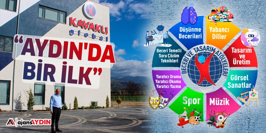 """""""AYDIN'DA BİR İLK"""""""