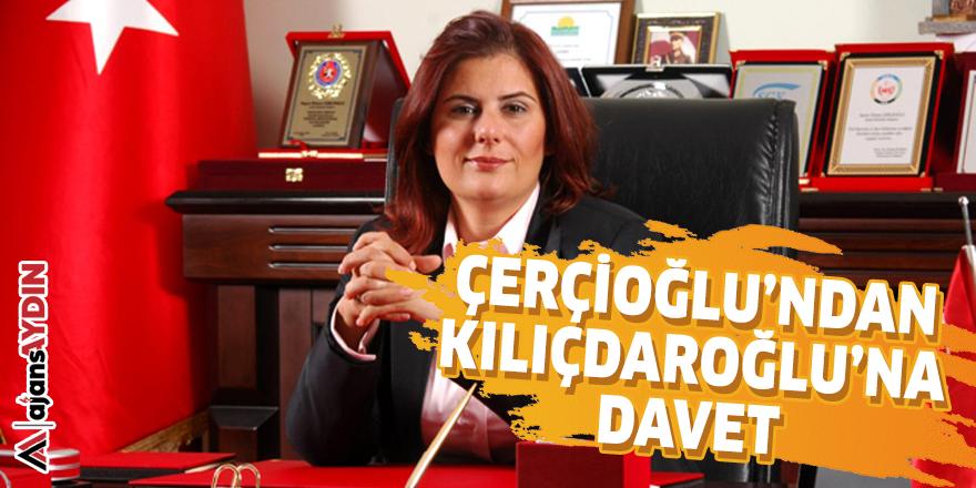 Çerçioğlu'ndan Kılıçdaroğlu'na davet